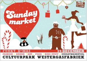 Funky xmas Market 15 december