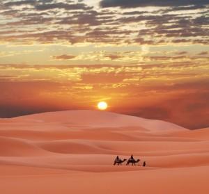 Sahara-woestijn